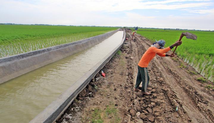 Foto Berita Penyelesaian Tiga Bendungan di Sulsel Dikebut