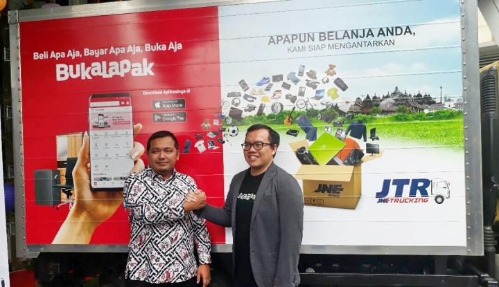 Foto Berita Baru Dijangkau Tiga Titik, Layanan JTR Segera Hadir di Seluruh Indonesia