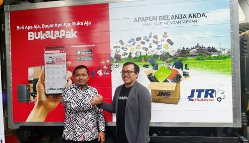 Foto Baru Dijangkau Tiga Titik, Layanan JTR Segera Hadir di Seluruh Indonesia