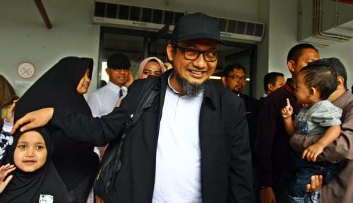 Foto Samad: Tak Ada Jalan Selain TGPF Novel