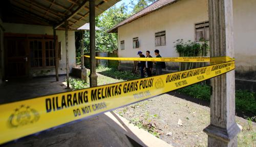 Foto 4 Terduga Teroris Ditangkap di Bekasi
