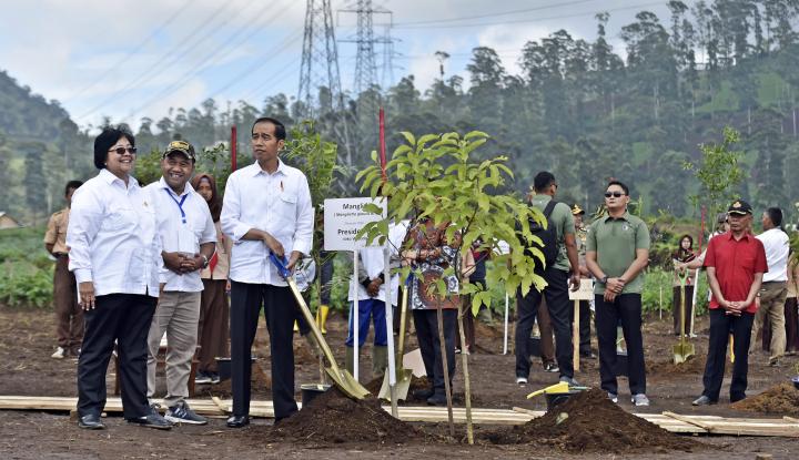 Foto Berita Jokowi Janji Akan Rutin Pantau Citarum