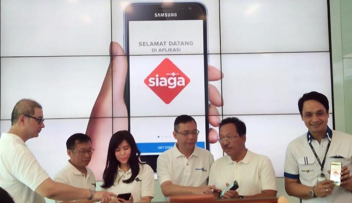 Foto Berita Inovasi Aplikasi Digital, MNC Life Luncurkan Aplikasi Siaga