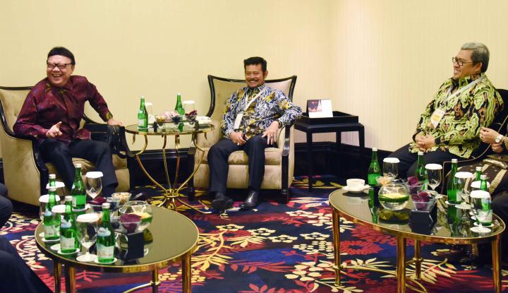 Foto Berita Mendagri Sebut Baru 60 Persen Masyarakat Puas Kinerja Gubernur, Anies?