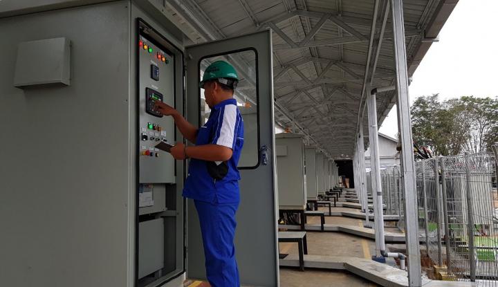 Foto Berita PLN Operasikan Gardu Baru Guna Dukung Asian Games