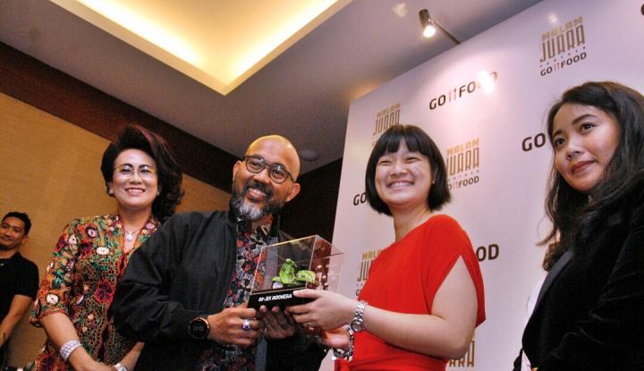 Foto Berita Transaksi UMKM Kuliner Meningkat 2,5 Persen Sejak Gabung di Go-Food