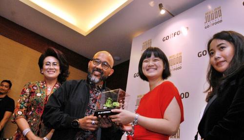 Foto Transaksi UMKM Kuliner Meningkat 2,5 Persen Sejak Gabung di Go-Food