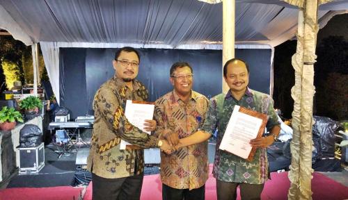 Foto BGR Jalin Kerja Sama Strategis dengan 3 BUMN