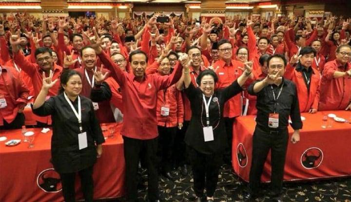Survei CSIS: PDIP Pimpin Partai Papan Atas, Demokrat?