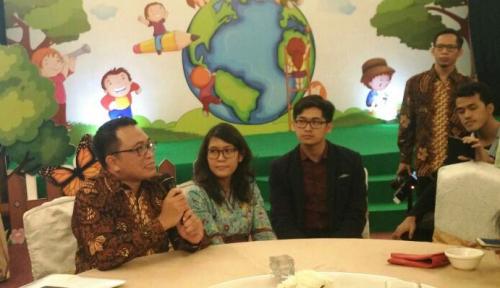 Foto Kao Indonesia Gelar Lomba Melukis Lingkungan