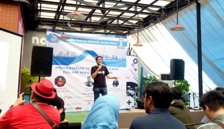 Foto Berita Hipmi Jakbar Gelar Seminar Bisnis untuk Calon Pengusaha