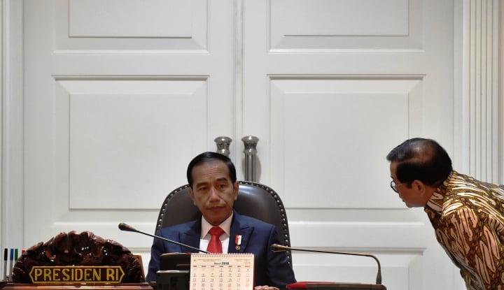 Soal Kapal China di Natuna, Jokowi Tegaskan Kedaulatan Tak Bisa Ditawar - Warta Ekonomi