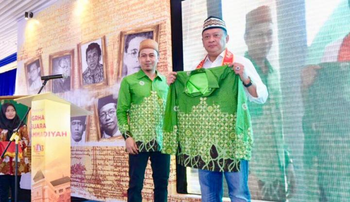 Foto Berita Bamsoet Bangga Jadi Warga Muhammadiyah
