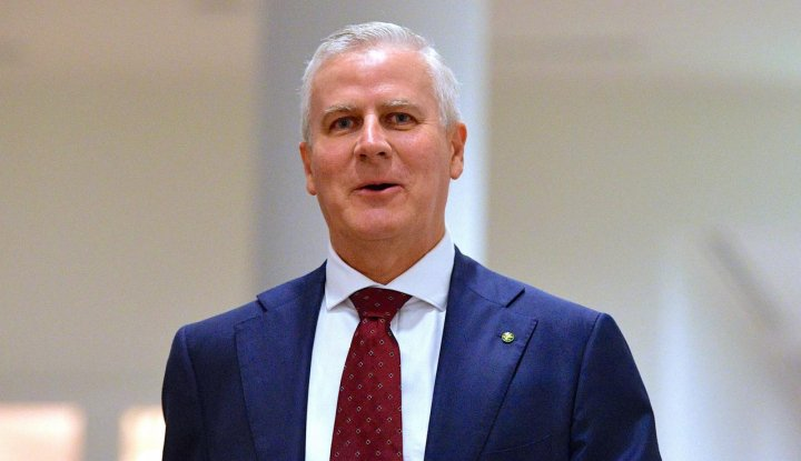 Foto Berita Michael McCormack Terpilih Sebagai Wakil PM Baru Australia