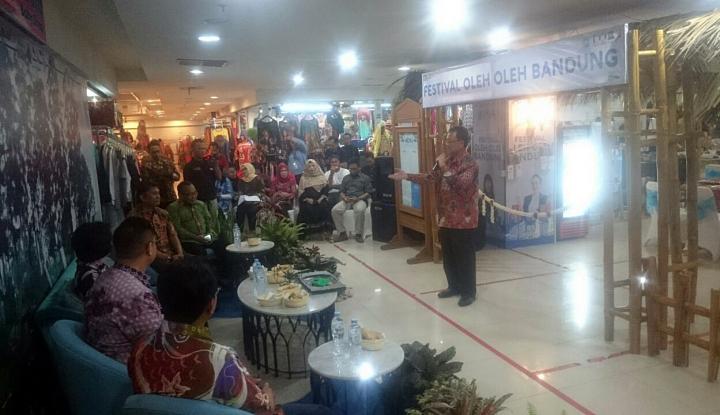 Foto Berita 52 Pedagang Grosir Bandung Perluas Pasar di Balikpapan