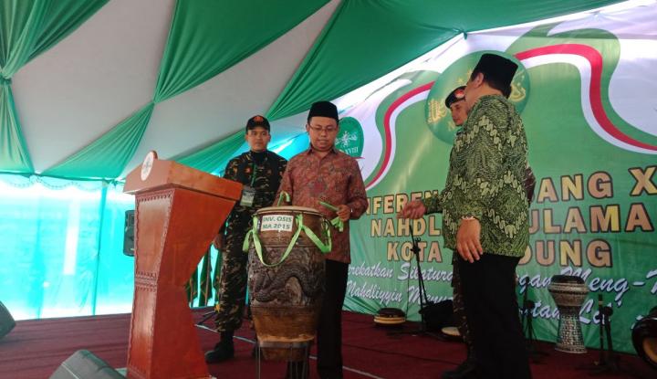 Foto Berita NU Harap Lahirkan Pemimpin Pembawa Perubahan