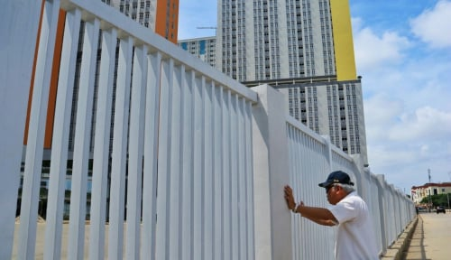 Foto Cek Kesiapan Wisma Atlet Kemayoran, Menteri Basuki: Sudah Siap Digunakan