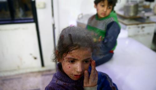 Foto DPR Desak Pemerintah Ambil Sikap atas Tragedi Ghouta