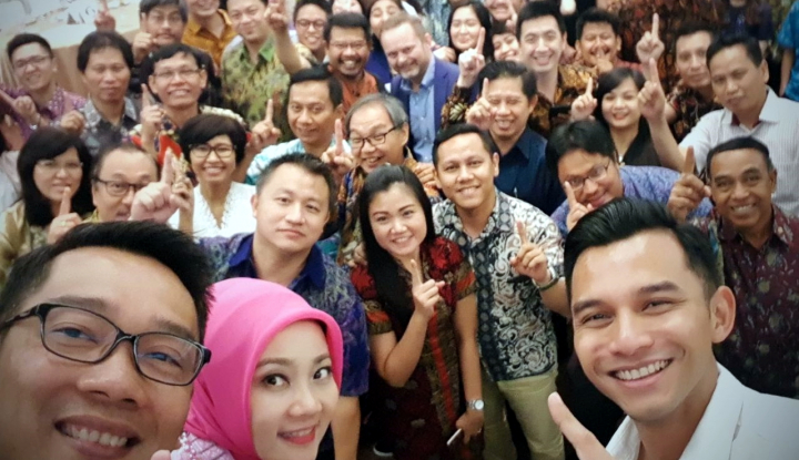 Foto Berita Dukung Ridwan Kamil, Alumni UC Berkeley Amerika Kumpulkan Dana Rp1,2 Miliar