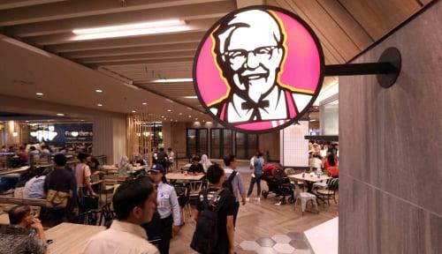 Foto Pepsi Pergi, KFC Pindah ke Lain Hati