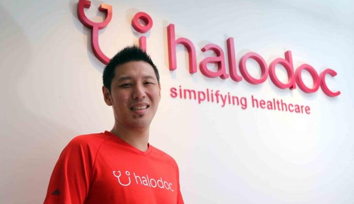 Foto Berita Startup HaloDoc Menembus Keterbatasan Tenaga Medis