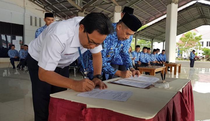Foto Berita AP I dan Pemkab Maros Hadirkan Reading Corner di Bandara Hasanuddin