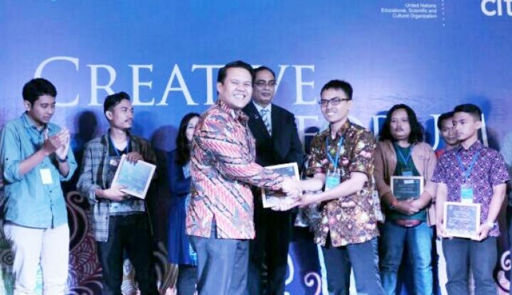 Foto Berita Peserta Wirausaha Pemula Raih Penghargaan dari UNESCO Jakarta dan Citi Indonesia