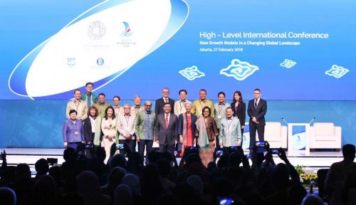 Foto BI dan IMF Bahas Pencapaian Ekonomi ASEAN dan Indonesia