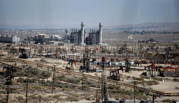 Foto Berita Imbas Perang Dagang, China Pangkas Impor LPG dari AS