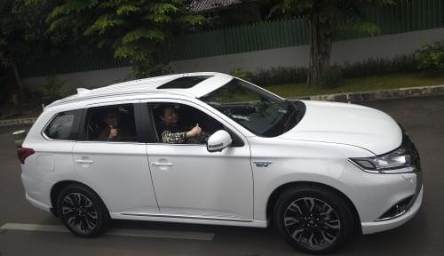 Kementerian BUMN Dapat Hibah Mobil Listrik