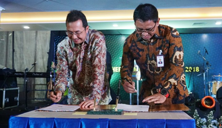 Foto Berita BPJS TK Gandeng BNI Genjot Kepesertaan dari Debitur KUR