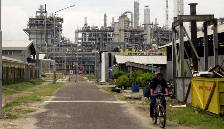 Pasca Tsunami, Pabrik Chandra Asri Petrochemical Kembali Beroperasi - Warta Ekonomi