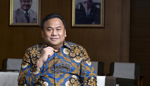 Foto Sumbang Seluruh Gaji dan Tunjangan, Ini Sosok Rachmat Gobel Sang Pengusaha yang Jadi Pimpinan DPR