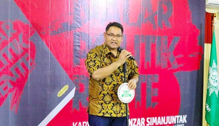 Foto Berita Teguh Santosa: Indonesia Mengidap Penyakit Politik Rente