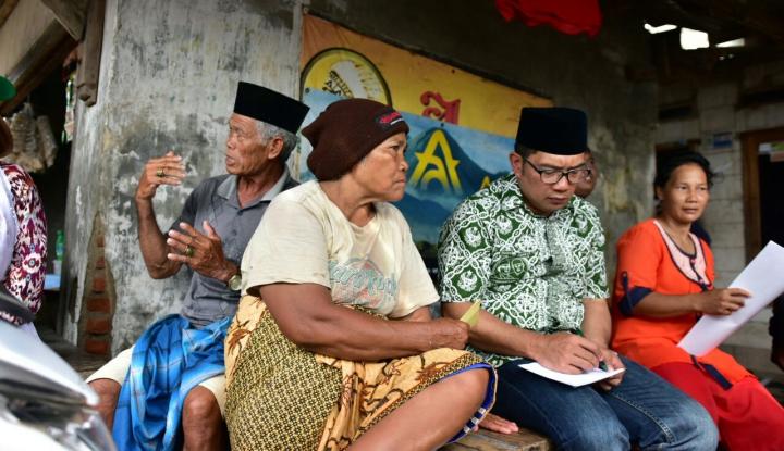 Foto Berita Nelayan Muara Gembong Minta Emil Kembangkan Ekowisata