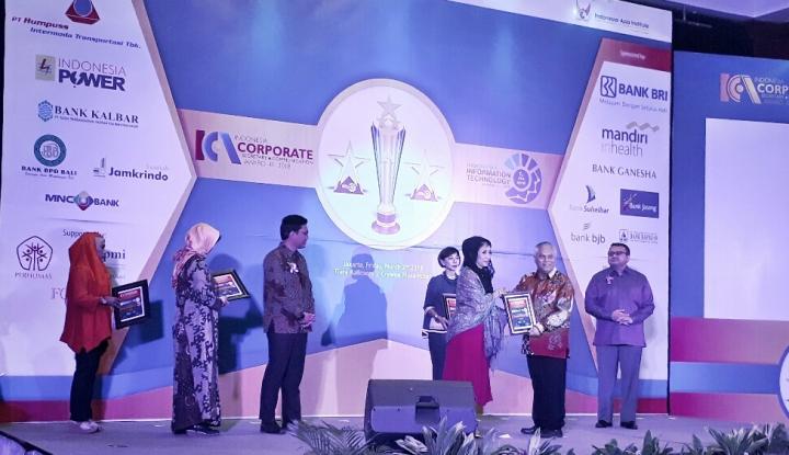 Foto Berita Economic Review Apresiasi Perusahaan Terbaik Penerima IITA dan ICCA