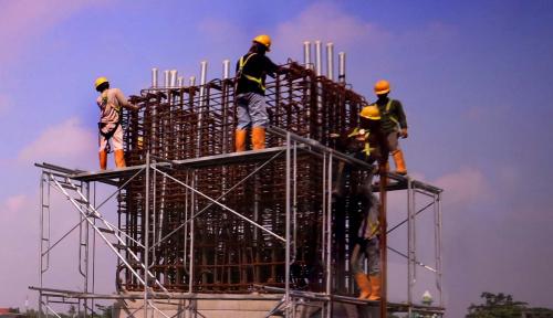 Foto Kadin Nilai Bisnis Kontruksi Paling Menjanjikan, Ternyata Ini Alasannya..