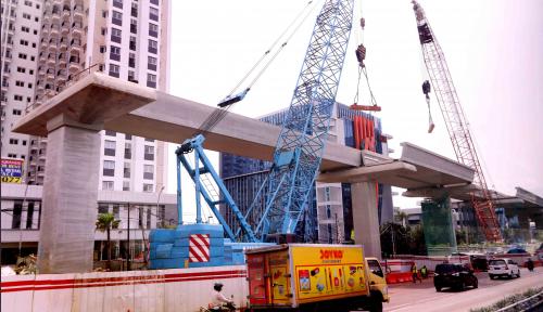 Foto Pemerintah Perluas Cakupan Pembangunan Infrastruktur