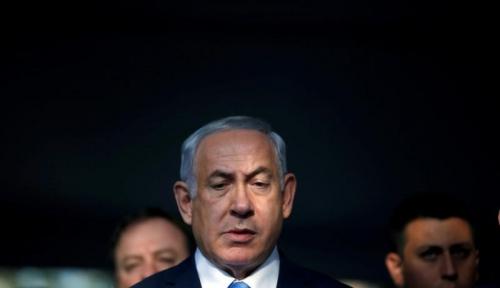 Foto Ajudan Netanyahu Dikabarkan Positif Terinfeksi Corona