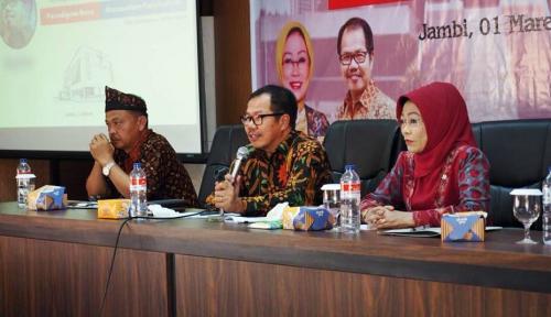 Foto Provinsi Jambi Diharapkan Tingkatkan Akses Dana Bergulir LPDB