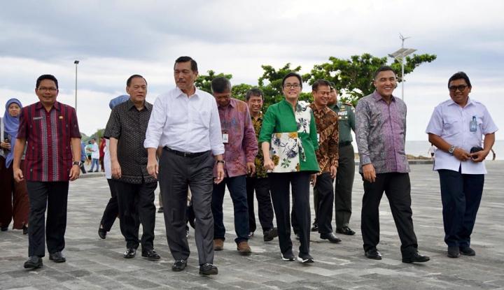 Foto Berita Luhut: Pengembangan Blok Masela Keuntungan untuk Indonesia