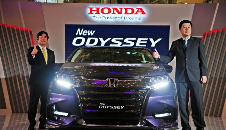 Foto Berita BBM Naik, Honda Prediksi Tak Ada Dampak ke Penjualan Mobil