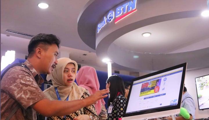 BTN Genjot Layanan, Garap Potensi Bisnis di Jabar