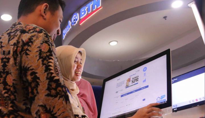 BTN Incar Rp430 Miliar dari Jualan Aset Mangkrak