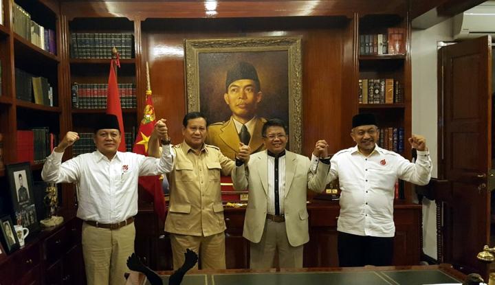 Foto Berita Prabowo Turun Gunung di Pilgub Jabar