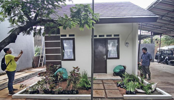 Foto Berita Awas, Jangan Sembarangan Beli Rumah DP Nol Rupiah