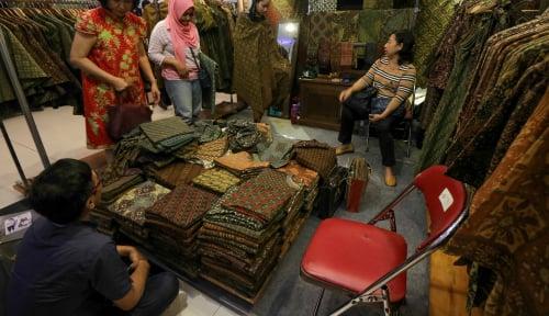 Foto Hinggil Batik Surabaya Menjadi Kegiatan Tahunan