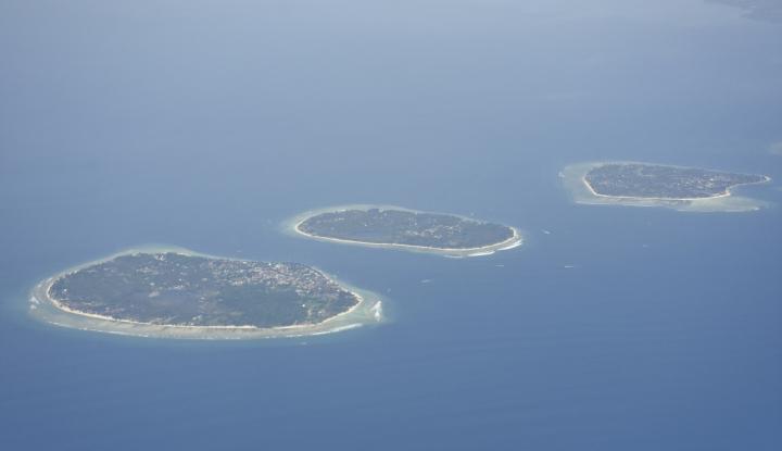 Foto Berita Investor China Lirik Pariwisata Kepulauan Togean