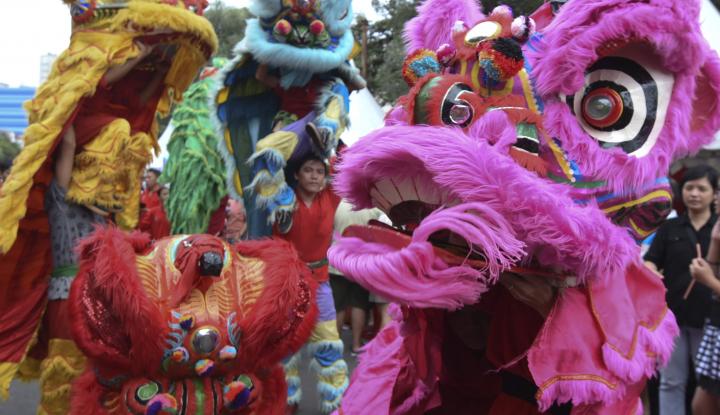 Foto Berita Sandiaga: Festival Pecinan Mempersatukan Warga Jakarta