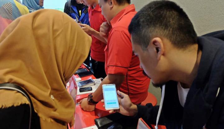 Foto Berita Telkomsel Kembangkan Usaha Kecil Menengah